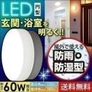 LEDポーチライト 照明 天井 屋外 防水 浴室...