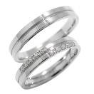 指輪 ペア 結婚指輪 プラチナ ペアリング Pt900 クロス マリッジリング ダイヤモンド