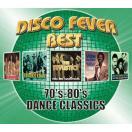 送料無料 ディスコ・フィーヴァー・ベスト CD2枚組 70~80年代の全30曲