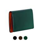 名刺入れ/CORDOVAN(コードバン) 日本製 カードケース/ly1002/高級馬革 革 ブランド メンズ  カード入れ レザー 名刺ケース 二つ折り 父の日 プレゼント