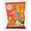 まつや とり野菜みそ ピリ辛 200g 【石川の冬に欠かせない!県民の味!!】