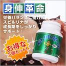 スピルリナ含有食品 身伸革命 (しんしん...