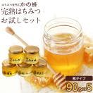 蜂蜜(はちみつ)ハニーお試しセット 送料無料 国産、外国産の純粋蜂蜜28種類(1つ90g)から5つ選べる お得なはちみつ5点セット 蜂蜜専門店かの蜂