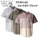 MOUNTAIN HARD WEAR マウンテンハードウェア メンズ  アクストンAC ショートスリーブシャツ【17SSAUT】【0624】