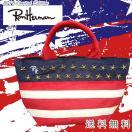 レビューを書いて送料無料/売り切り特価 Ron Herman ロンハーマン トートバッグ 2016年限定モデル/ レッド //USA スタッズ トートバッグ コーデュロイ