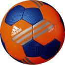 日本オリジナル フットボール オレンジ×ブルー 【adidas アディダス】サッカーボール4号球af4615orb