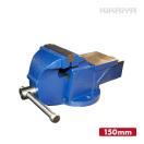 KIKAIYA ベンチバイス150mm/強力リードバイス/万力/バイス台