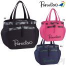 パラディーゾ PARADISO テニスバッグ チェックシリーズ コートバッグ TAA563