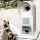 猫よけ 超音波「ガーデンバリア GDX」