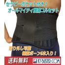 リーズナブル腰痛ベルト/キュアタイプ/癒し系 腰 コルセット サポーター、スポーツ、介護者、ぎっくり腰、ヘルニアにも/大きいサイズ有/セラピーポケット付