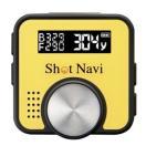 ShotNaviV1-Y ショットナビ GPSゴルフナビゲーションShot Navi V1イエロー