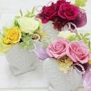 プリザーブドフラワー ギフト アレンジメント ローズ ハート アレンジ プレゼント お花 BC-5531 サマーセール ボーナス