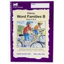 Fitzroy Word Families・B