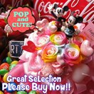 クリスマスプレゼント 花 ディズニー フラワーギフト レインボーローズ8 プリザーブドフラワー ミッキー&ミニー ケース付き