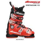 17-18 NORDICA(ノルディカ)【ブーツ/数量限定】 SPORTMACHINE 110 (スポーツマシン 110)