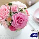 プリザーブドフラワー Premium Rose Pink ケース入り  母の日 誕生日 プレゼント 女性 母 退職祝い 結婚記念日 ギフト 贈り物
