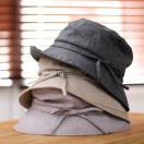 レディース ハット 帽子 UV 紫外線 婦人 クロッシェ  小さいサイズ 春夏