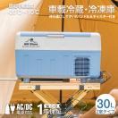 セール 冷蔵冷凍庫 家庭用電源 15L 車載用 12V 24V 冷蔵庫 クーラー 低電圧保護 シガー ドライブ ee149