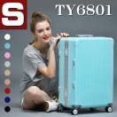 スーツケース 機内持ち込み フレーム キャリーバッグ キャリーケース 小型 TY6801