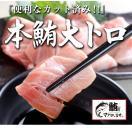 まぐろ マグロ 鮪 本マグロ 大トロ スライス 100g 1〜2人前 寿司 刺身 簡単 カッ...