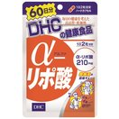 送料無料!メール便DHC α-リポ酸 60日分 12...