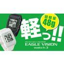 【週末限定特別価格】朝日ゴルフ EAGLE VISION イーグルビジョン Watch3 ウォッチ3  腕時計型 GPSゴルフナビ Golf Navi EV-616