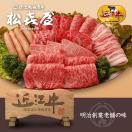 送料無料 バーベキュー セット 近江牛 6人用プラン 850g