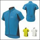 mont・bell サイクール ハーフスリーブジップシャツ Men's 男性用 自転車アパレル【モンベル】【紫外線対策】