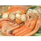 海鮮鍋 よせ鍋 シルバーセット 蟹足入り 海鮮寄せなべ セット 寄せ鍋 具材 寄せ...