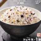 「お手軽」 二十一穀米 スティック (30g×6包) 雑穀 雑穀米 21穀
