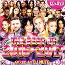 送料無料 【洋楽MixCD】【洋楽DVD】The Best Of 2016-2017 / DJ Muto[M便 2/12]