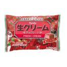 生クリームチョコ ストロベリー あまおういちご ファミリーパック フルタ製菓