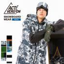 スノーボードウェア スキーウェア メンズ ...