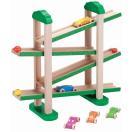 森のうんどう会 車 スロープ 木のおもちゃ 出産祝い 1歳 2歳 3歳 誕生日 プレゼント