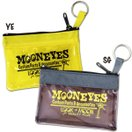 MOON Key Ring Zippered Pouch (ムーン キーリング ジップド ポーチ)