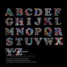 【アルファベット】 スパンコールモチーフ 【A-Z】