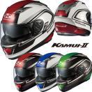 OGK KAMUI-2 CLEGANT(カムイ2 クレガント) KAMUI2 フルフェイスヘルメット インナーシールド装備