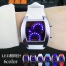 LEDデジタル腕時計 ウォッチ デジタルウォッチ メンズ メール便1限定送料無料 代引き不可【5月上旬-5月中旬頃発送予定】