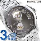 ハミルトン ジャズマスター オープンハート オート 40MM H32565185 腕時計
