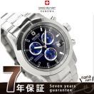 スイスミリタリー SWISS MILITARY メンズ 腕時計 ELEGANT CHRONO ブルー ML245