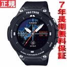 本日ポイント最大25倍! カシオ スマートアウトドアウォッチ 腕時計 メンズ WSD-F20-BK スマートウォッチ