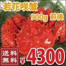 若花咲蟹(オス) 900g前後 (かに カニ 蟹)