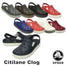 クロックス(CROCS) シティレーン クロッグ(citilane clog) メンズ/レディース サンダル(男女兼用)[BB]