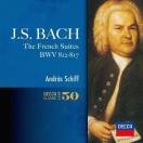 【送料無料選択可】アンドラーシュ・シフ/J.S.バッハ: フランス組曲全曲、イタリア協奏曲 [SHM-CD]
