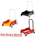 ブリオ 手押し車 ドールワゴン BRIO 木製 おもちゃ 人形車 遊具 おもちゃ 赤 黒 ハローキティー