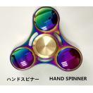 【当日発送】Hand Spinner ハンドスピナー 指スピナー 脳トレー ストレス 解消 大人 子供 集中力を高める 三枚羽子供大人に適用 ボールベアリング おもちゃ