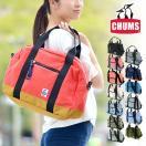 チャムス CHUMS ボストンバッグ スウェットナイロン All Day Duffel II Sweat Nylon CH60-0619