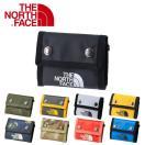 ザ・ノースフェイス THE NORTH FACE 三つ折り財布 折財布 BCドットワレット LIFE STYLE BC Dot Wallet メンズ レディース nm81701