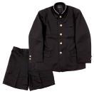 小学生制服セット 折襟学生服 上下セット A体 黒