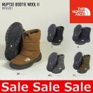 ノースフェイス THE NORTH FACE ヌプシ ブーツ NUPTSE BOOTIE WOOL II 靴 メンズ レディース NF51591 スノーブーツ ヌプシブーティ